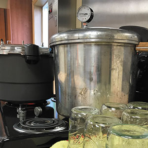 Pressure canning osu